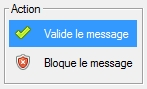 anti spam valide bloque email courrier indesirable